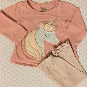 Unicorn Outfit By First Impressions